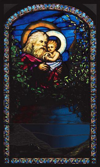 Lois Comfort Tiffany Christmas Eve